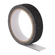Diall Black Slip resistant Tape (L)2m (W)25mm