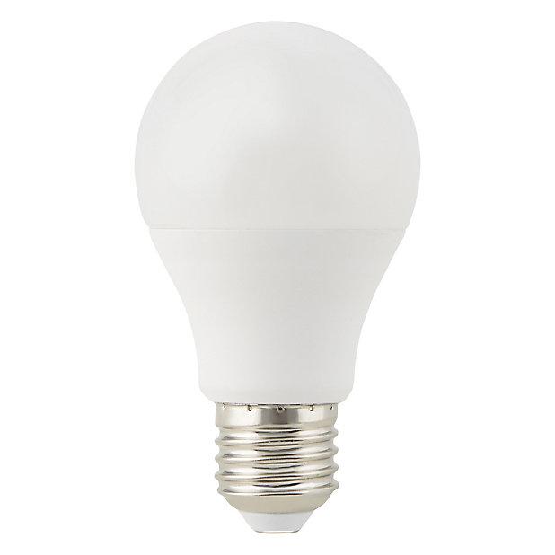 Diall E27 8w 806lm Gls Neutral White Led Light Bulb Diy At B Q