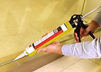 Diall Heavy duty Aluminium Sealant gun