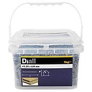 Diall Lost head nail (L)25mm (Dia)1.25mm 5kg, Pack