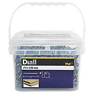 Diall Lost head nail (L)50mm (Dia)3mm, Pack