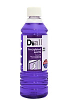 Diall Methylated spirit, 0.5L