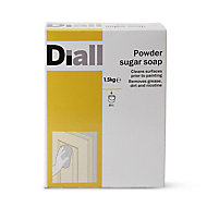 Diall Powder Sugar soap, 30L 1590g