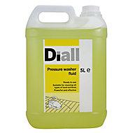 Diall Pressure washer detergent, 5L Bottle