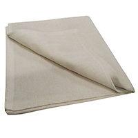 Diall Reusable Cotton Dust sheet, (L)3.67m