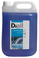 Diall Screenwash, 5L Jerry can