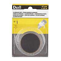 Diall Silver Repair Tape (L)3.5m (W)47mm