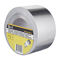 Diall Silver Repair Tape (L)50m (W)75mm