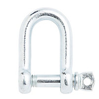 Diall Steel D-shackle