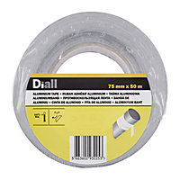 Diall Transparent Repair Tape (L)50m (W)75mm