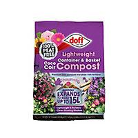 Doff Coco Coir Compost 15L