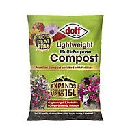 Doff Coco Coir Multi-purpose Compost 15L