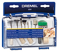 Dremel 20 piece Cleaning/Polishing set