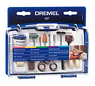 Dremel Accessory Kit 52 piece Multi-tool kit