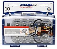 Dremel Cutting disc set (Dia) 38mm, Set