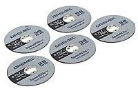 Dremel EZ SpeedClic Cutting disc (Dia)38mm, Pack of 5