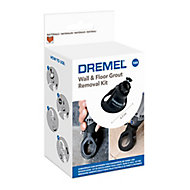 Dremel Grout removal 2 piece Multi-tool kit