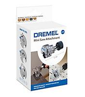 Dremel Mini saw attachment