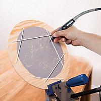 Dremel Woodworking 20 piece Multi-tool kit