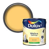 Dulux Banana split Silk Emulsion paint, 2.5L