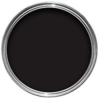 Dulux Black Magnetic Matt Chalkboard paint