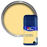 Dulux Colour Lemon tropics Matt Emulsion paint 0.05L Tester pot