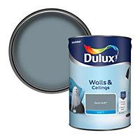Dulux Denim drift Matt Emulsion paint, 5L