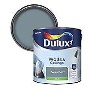 Dulux Denim drift Silk Emulsion paint, 2.5L