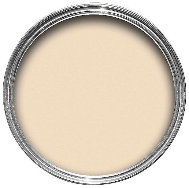 Dulux Easycare Bathroom Magnolia Soft Sheen Emulsion Paint 2 5l Diy At B Q