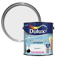 Dulux Easycare Bathroom Rock salt Soft sheen Emulsion paint 2.5L