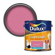 Dulux Easycare Berry smoothie Matt Emulsion paint 2.5L