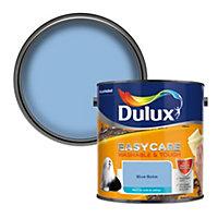 Dulux Easycare Blue babe Matt Emulsion paint, 2.5L