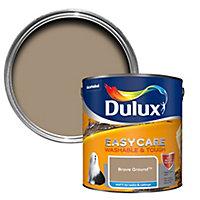 Dulux Easycare Brave Ground Matt Emulsion paint, 2.5L