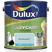 Dulux Easycare Kitchen Mint macaroon Matt Emulsion paint 2.5L