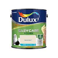 Dulux Easycare Kitchen Natural calico Matt Emulsion paint, 2.5L