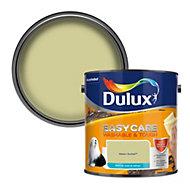 Dulux Easycare Melon sorbet Matt Emulsion paint, 2.5L