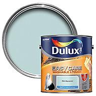 Dulux Easycare Mint macaroon Matt Emulsion paint, 2.5L