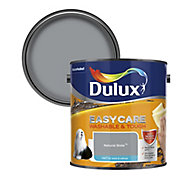Dulux Easycare Natural slate Matt Emulsion paint, 2.5L