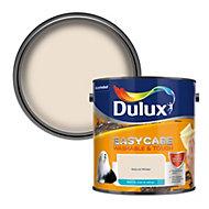 Dulux Easycare Natural wicker Matt Emulsion paint, 2.5L