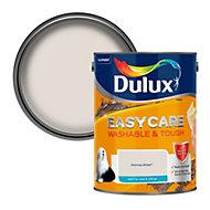 Dulux Easycare Nutmeg white Matt Emulsion paint, 5L
