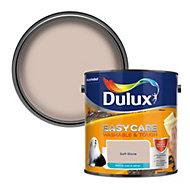 Dulux Easycare Soft stone Matt Emulsion paint, 2.5L
