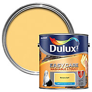 Dulux Easycare Washable & tough Banana split Matt Emulsion paint 2.5L