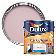 Dulux Easycare Washable & tough Blush pink Matt Emulsion paint 2.5L