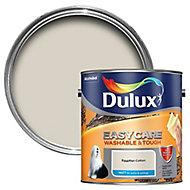 Dulux Easycare Washable & tough Egyptian cotton Matt Emulsion paint 2.5L