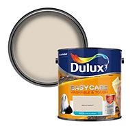 Dulux Easycare Washable & tough Natural hessian Matt Emulsion paint, 2.5L