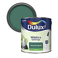 Dulux Emerald glade Silk Emulsion paint 2.5L