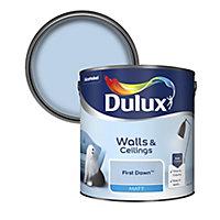 Dulux First dawn Matt Emulsion paint, 2.5L