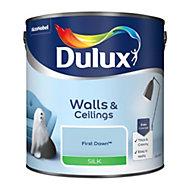 Dulux First dawn Silk Emulsion paint, 2.5L