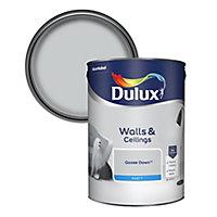 Dulux Goose down Matt Emulsion paint, 5L
