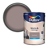 Dulux Heart wood Matt Emulsion paint, 5L